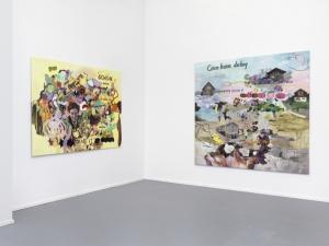 Ausstellungsansicht Berlinartprojects
