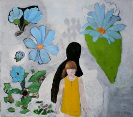 Mädchen mit Schatten, 2005