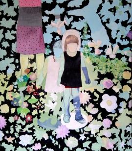 Mädchen (allein), 2006