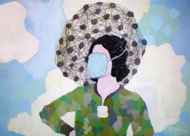 Mädchen (im Krieg), 2008